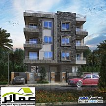 Ad Photo: Apartment 3 bedrooms 2 baths 173 sqm semi finished in Shorouk City  Cairo