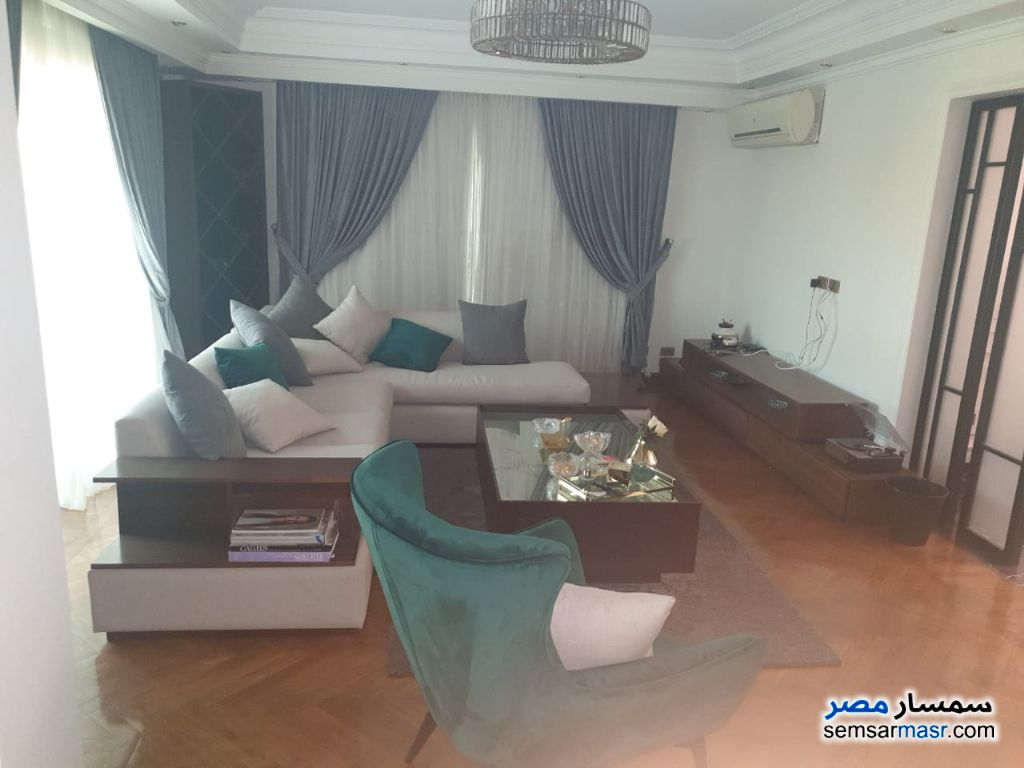 Photo 2 - Apartment 3 bedrooms 3 baths 250 sqm super lux For Sale Dokki Giza
