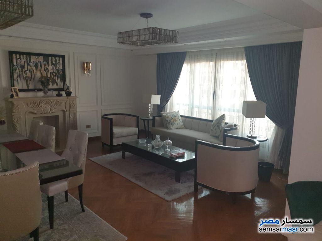 Photo 6 - Apartment 3 bedrooms 3 baths 250 sqm super lux For Sale Dokki Giza