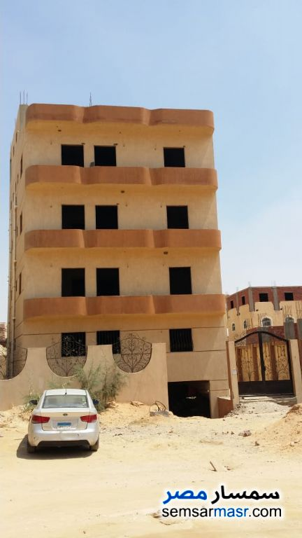 Photo 2 - Building 340 sqm semi finished For Sale Badr City Cairo