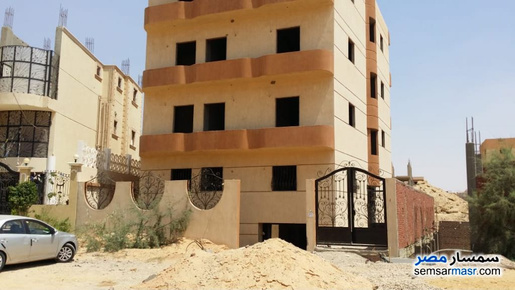 Photo 1 - Building 340 sqm semi finished For Sale Badr City Cairo