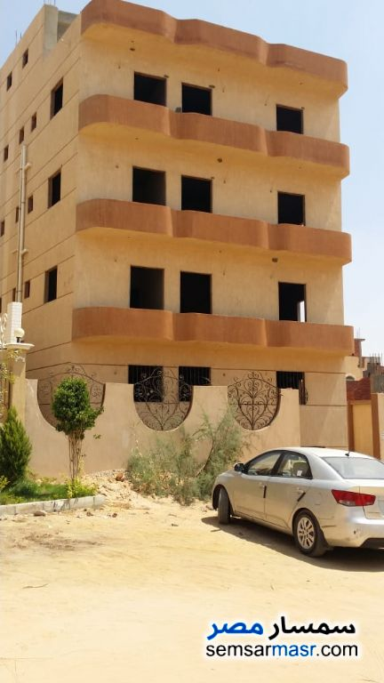 Photo 3 - Building 340 sqm semi finished For Sale Badr City Cairo