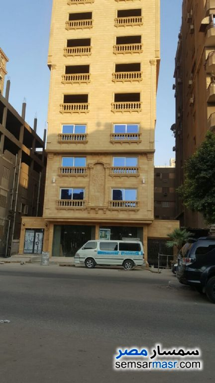 Photo 1 - Building 455 sqm semi finished For Sale Mohandessin Giza