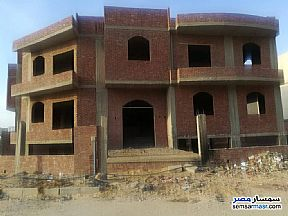 Ad Photo: Villa 3 bedrooms 2 baths 600 sqm without finish in West Somid  6th of October
