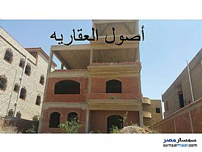 Ad Photo: Villa 6 bedrooms 3 baths 375 sqm without finish in Borg Al Arab  Alexandira
