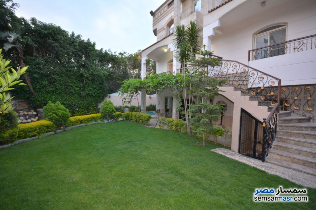 Ad Photo: Villa 7 bedrooms 8 baths 560 sqm extra super lux in Maadi  Cairo