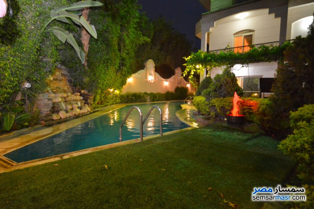 Ad Photo: Villa 7 bedrooms 8 baths 500 sqm extra super lux in Maadi  Cairo