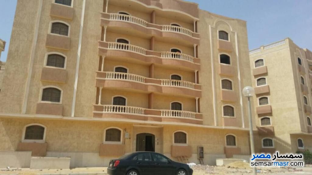 Ad Photo: Apartment 3 bedrooms 3 baths 239 sqm semi finished in Al Bashayer District  6th of October