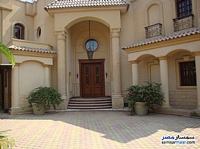 Ad Photo: Villa 18 bedrooms 10 baths 4000 sqm extra super lux in AL Mansoureyah  Giza