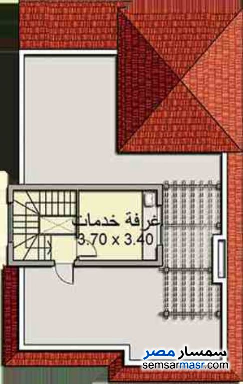 Photo 3 - Villa 3 bedrooms 3 baths 602 sqm semi finished For Sale Madinaty Cairo