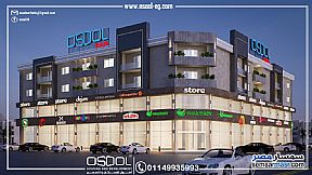 Ad Photo: Commercial 60 sqm in 10th Of Ramadan  Sharqia
