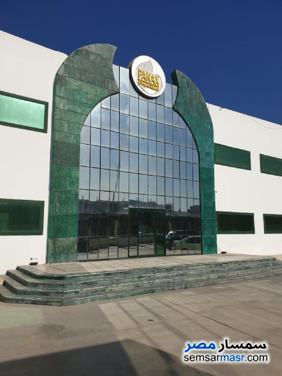 Ad Photo: Commercial 9000 sqm in El Ubour City  Qalyubiyah