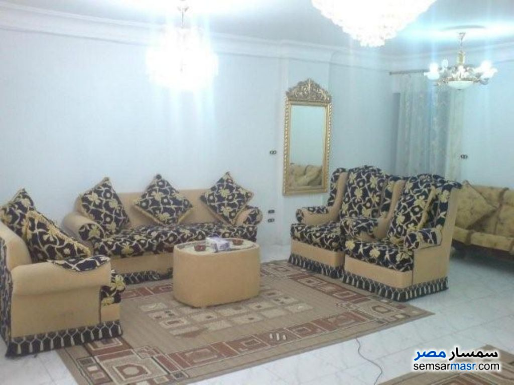 Photo 1 - Apartment 4 bedrooms 2 baths 250 sqm extra super lux For Sale Montazah Alexandira
