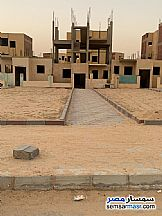 Building 155 sqm without finish For Sale Districts 6th of October - 1
