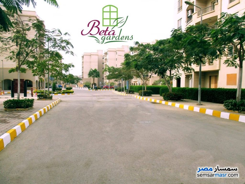 Photo 1 - Apartment 2 bedrooms 1 bath 80 sqm semi finished For Sale Beta Gardens 6th of October