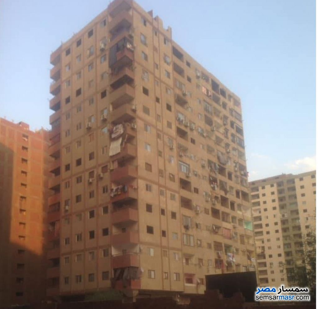 Photo 2 - Apartment 2 bedrooms 1 bath 100 sqm without finish For Sale Maadi Cairo