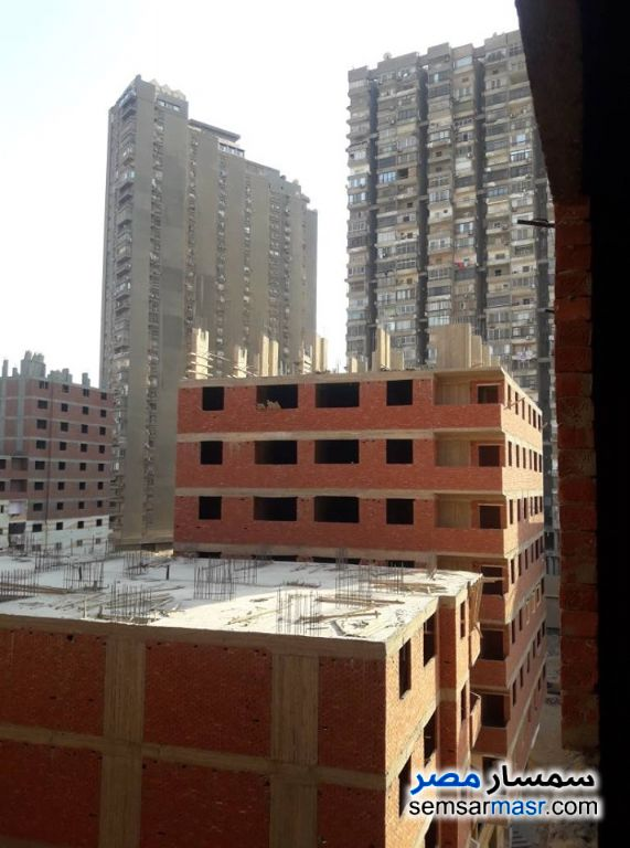 Photo 38 - Apartment 2 bedrooms 1 bath 100 sqm without finish For Sale Maadi Cairo