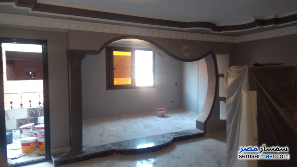 Photo 55 - Apartment 2 bedrooms 1 bath 100 sqm without finish For Sale Maadi Cairo