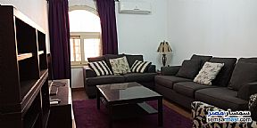 Apartment 4 bedrooms 2 baths 200 sqm extra super lux For Rent Dokki Giza - 6