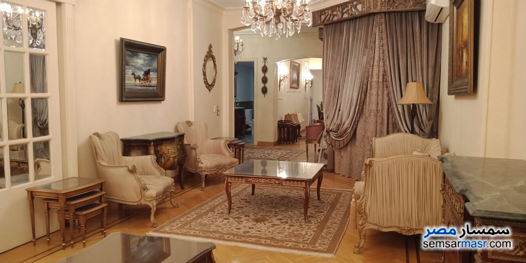 Photo 2 - Apartment 4 bedrooms 2 baths 200 sqm extra super lux For Rent Dokki Giza