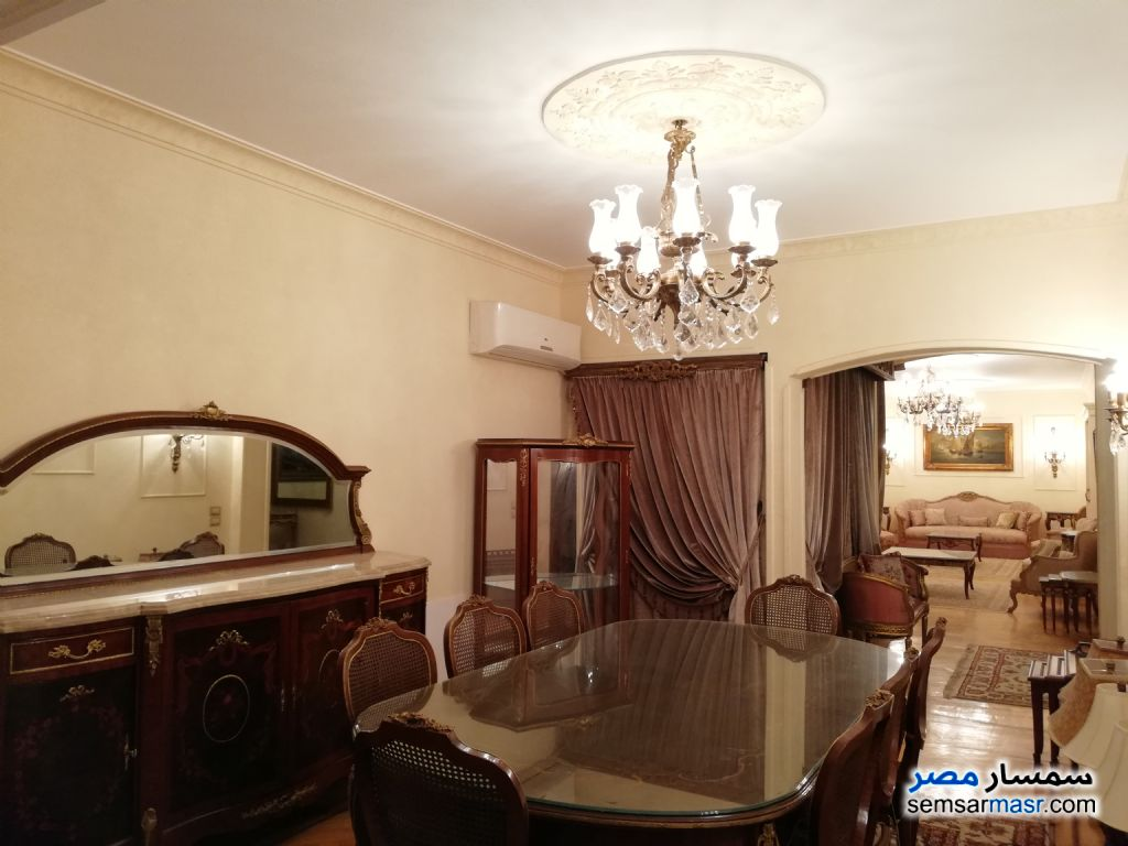 Photo 3 - Apartment 4 bedrooms 2 baths 200 sqm extra super lux For Rent Dokki Giza