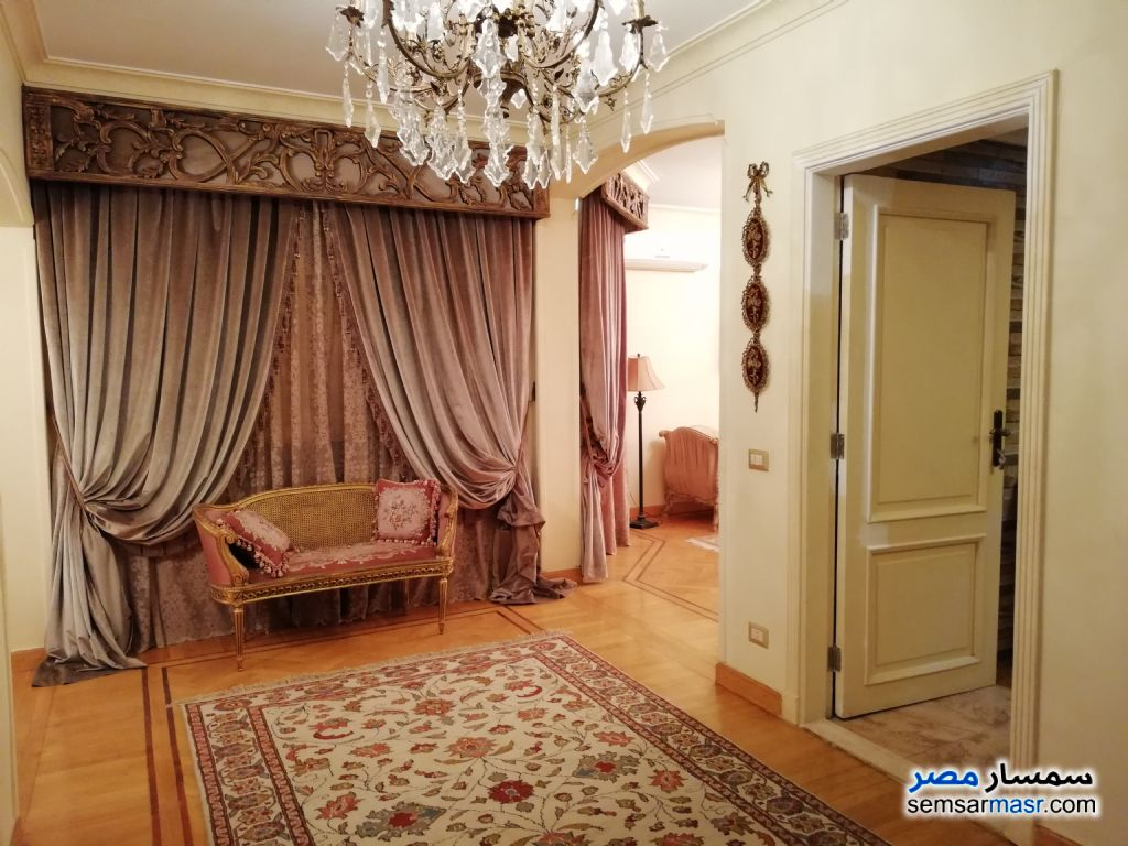 Photo 4 - Apartment 4 bedrooms 2 baths 200 sqm extra super lux For Rent Dokki Giza