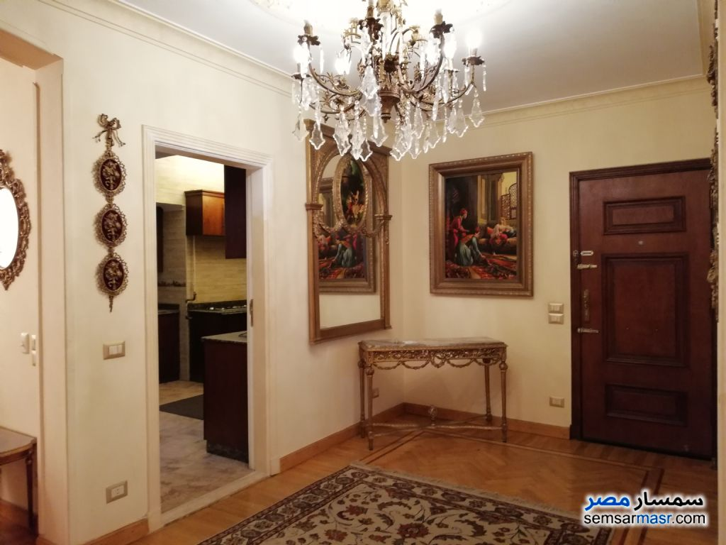 Photo 5 - Apartment 4 bedrooms 2 baths 200 sqm extra super lux For Rent Dokki Giza