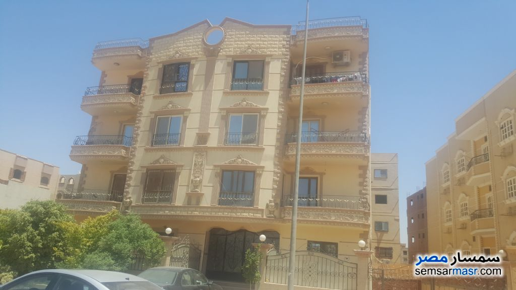Photo 3 - Apartment 2 bedrooms 1 bath 100 sqm semi finished For Sale El Ubour City Qalyubiyah