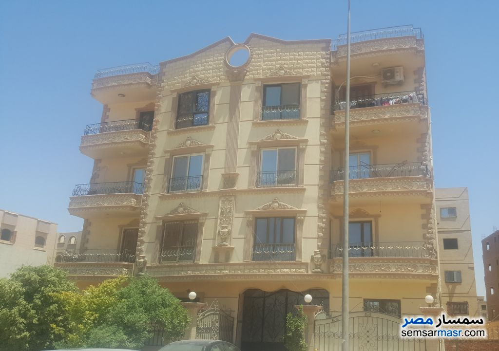 Photo 1 - Apartment 2 bedrooms 1 bath 100 sqm semi finished For Sale El Ubour City Qalyubiyah
