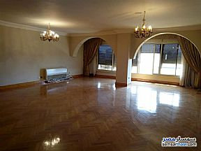 Apartment 5 bedrooms 3 baths 400 sqm super lux For Rent Mohandessin Giza - 2