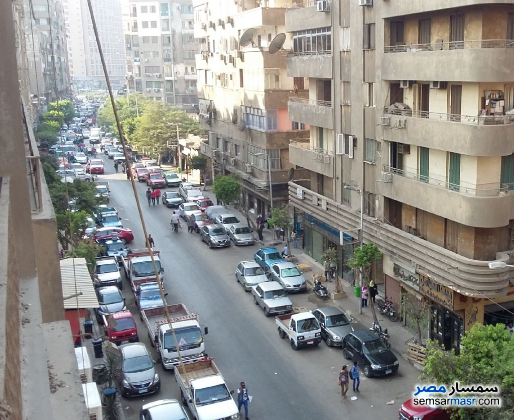 Photo 1 - Apartment 3 bedrooms 2 baths 170 sqm super lux For Rent Ramses Ramses Extension Cairo