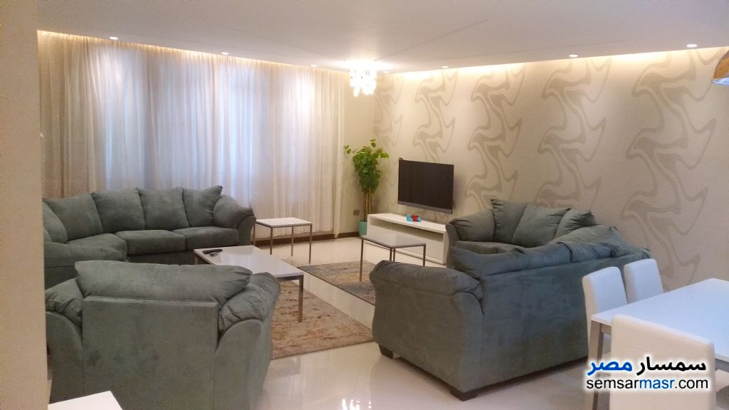 Photo 1 - Apartment 2 bedrooms 3 baths 160 sqm extra super lux For Rent Nasr City Cairo