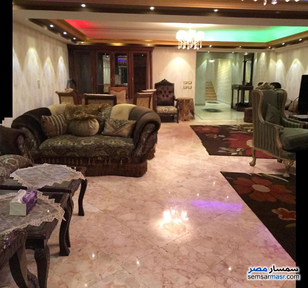 Photo 1 - Apartment 3 bedrooms 3 baths 230 sqm super lux For Sale Al Manial Cairo