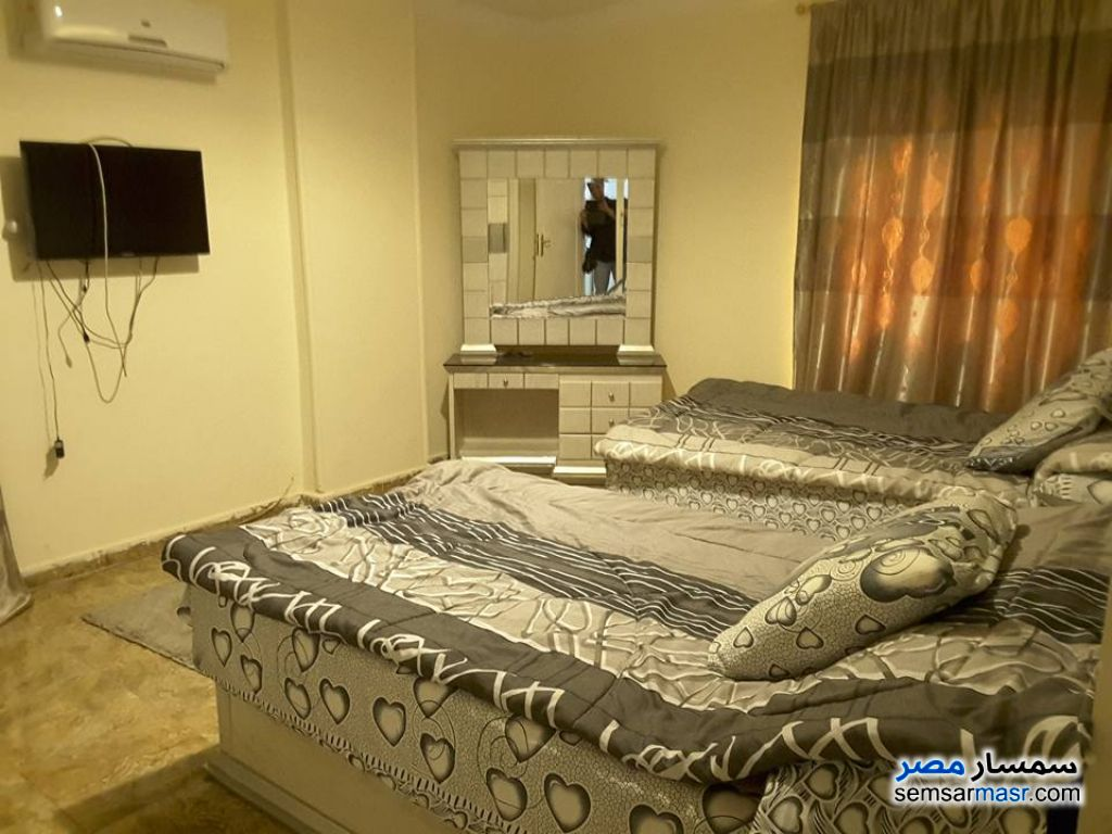 Photo 2 - Apartment 2 bedrooms 1 bath 120 sqm extra super lux For Rent Sheraton Cairo