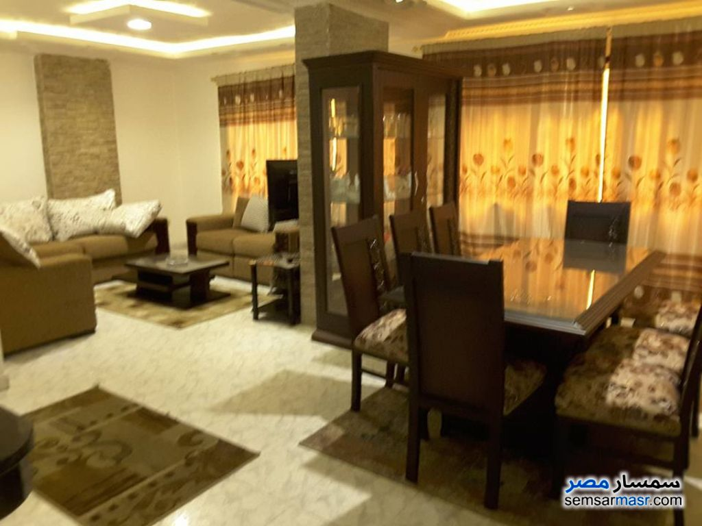 Photo 7 - Apartment 2 bedrooms 1 bath 120 sqm extra super lux For Rent Sheraton Cairo