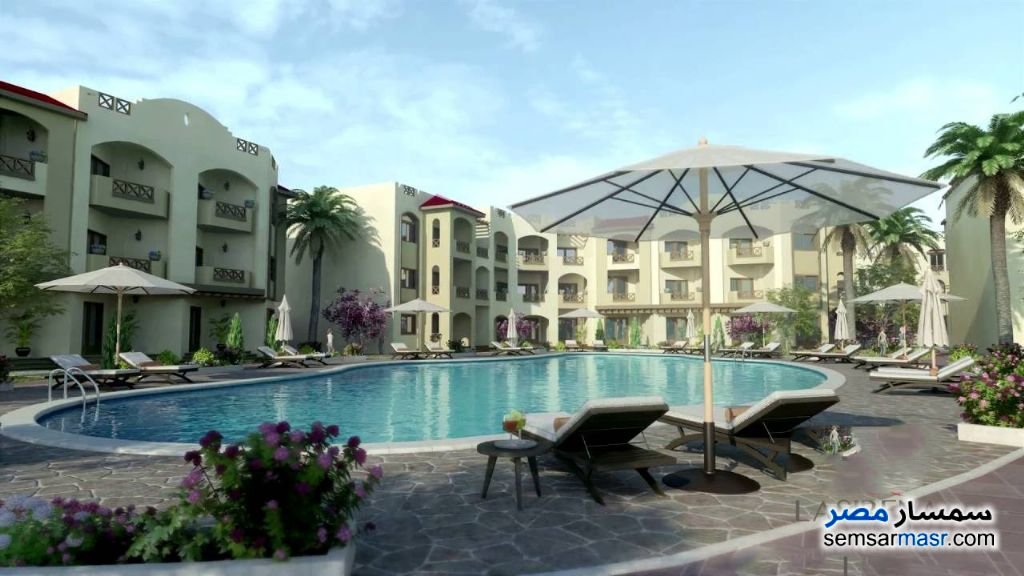 Ad Photo: Apartment 2 bedrooms 1 bath 130 sqm super lux in Ain Sukhna