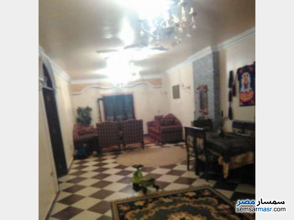 Photo 1 - Apartment 3 bedrooms 2 baths 200 sqm super lux For Rent Mohandessin Giza