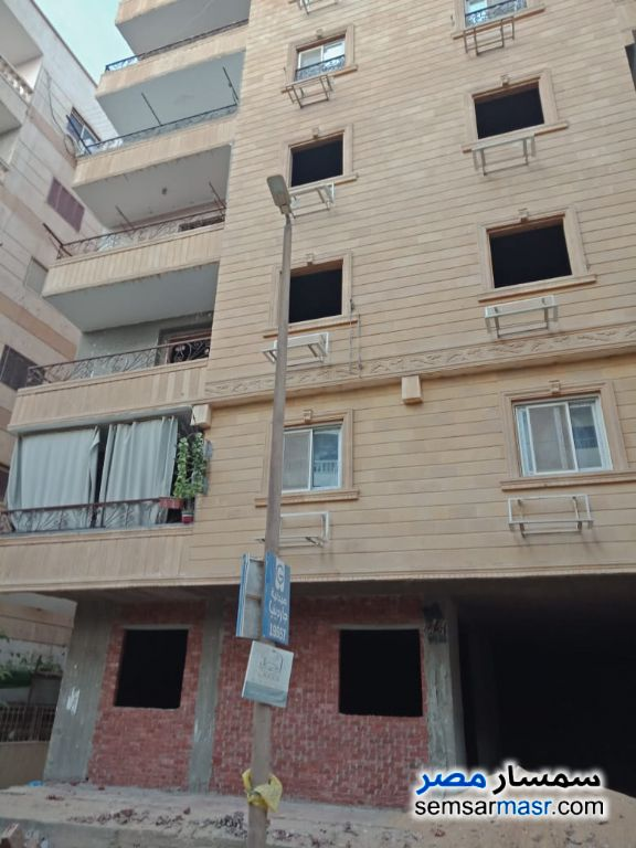 Photo 10 - Apartment 3 bedrooms 3 baths 200 sqm semi finished For Sale Hadayek Al Ahram Giza