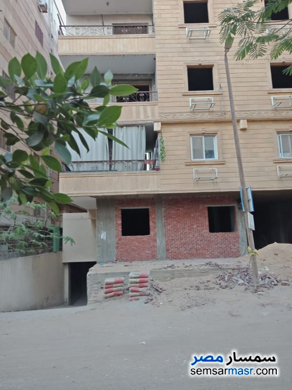 Photo 8 - Apartment 3 bedrooms 3 baths 200 sqm semi finished For Sale Hadayek Al Ahram Giza