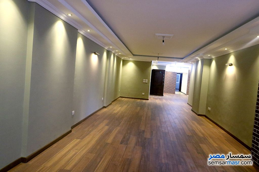 Photo 1 - Apartment 4 bedrooms 3 baths 288 sqm extra super lux For Sale Smoha Alexandira