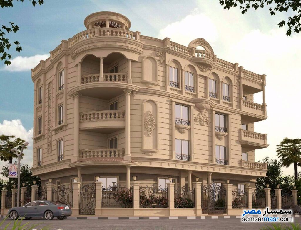 Photo 1 - 4 bedrooms 3 baths 381 sqm semi finished For Sale Fifth Settlement Cairo