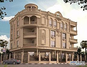 4 bedrooms 3 baths 381 sqm semi finished For Sale Fifth Settlement Cairo - 1