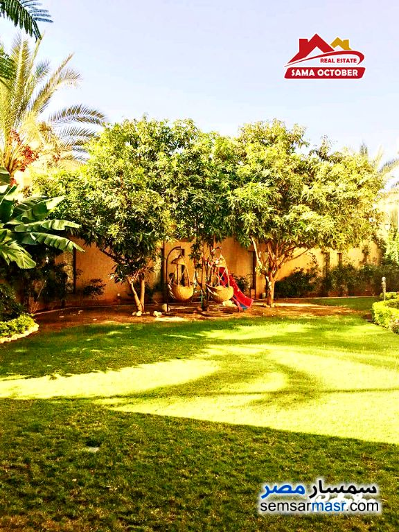 Photo 11 - Villa 8 bedrooms 10 baths 890 sqm extra super lux For Sale West Somid 6th of October