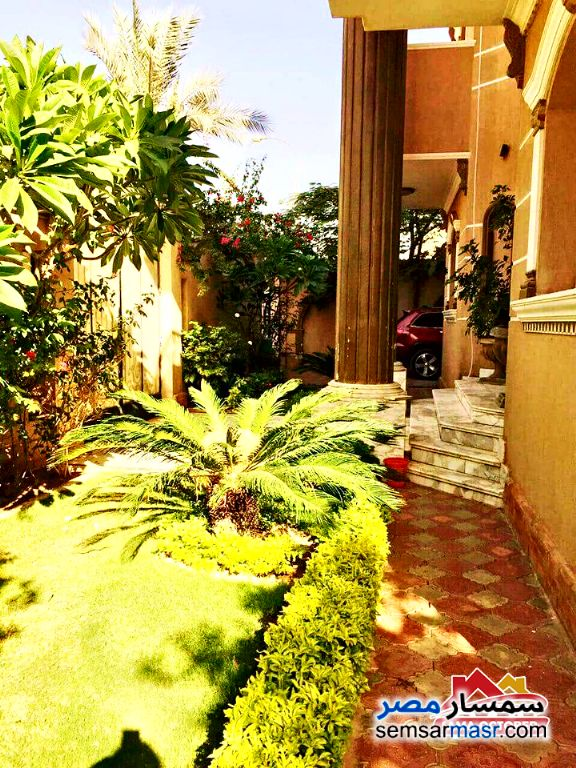 Photo 12 - Villa 8 bedrooms 10 baths 890 sqm extra super lux For Sale West Somid 6th of October