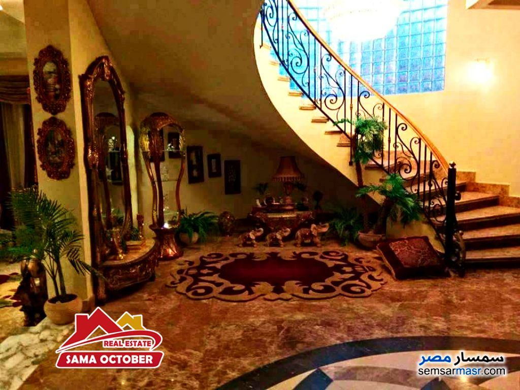 Photo 6 - Villa 8 bedrooms 10 baths 890 sqm extra super lux For Sale West Somid 6th of October