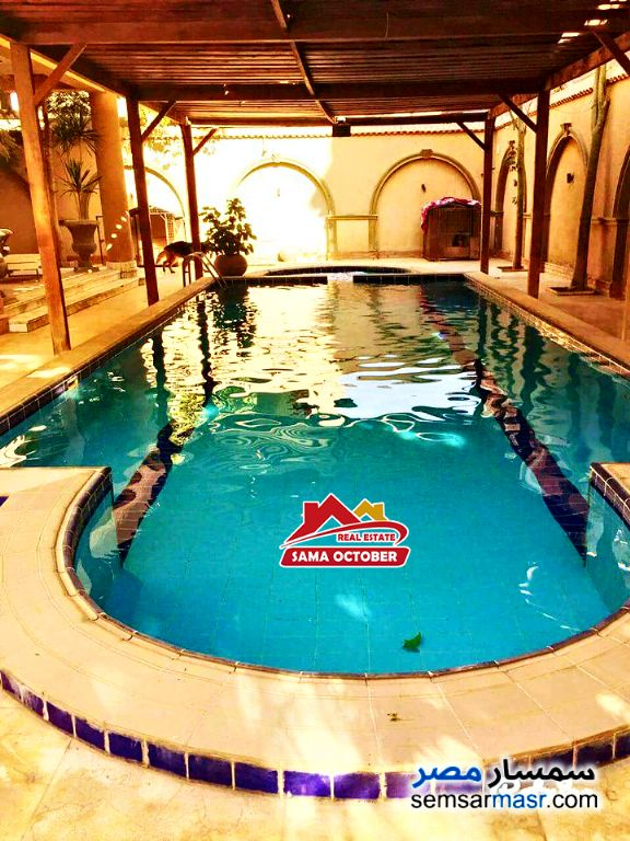 Photo 7 - Villa 8 bedrooms 10 baths 890 sqm extra super lux For Sale West Somid 6th of October