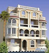 Ad Photo: Villa 1 bedroom 1 bath 970 sqm without finish in First Settlement  Cairo