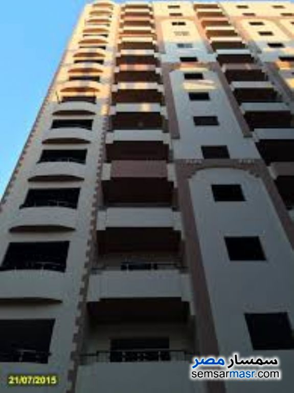 Photo 2 - Apartment 3 bedrooms 2 baths 130 sqm without finish For Sale al salam city Cairo