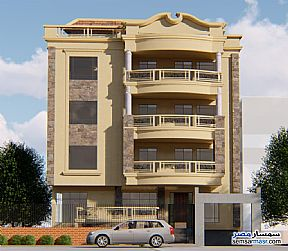 Ad Photo: Apartment 3 bedrooms 2 baths 135 sqm without finish in Borg Al Arab  Alexandira