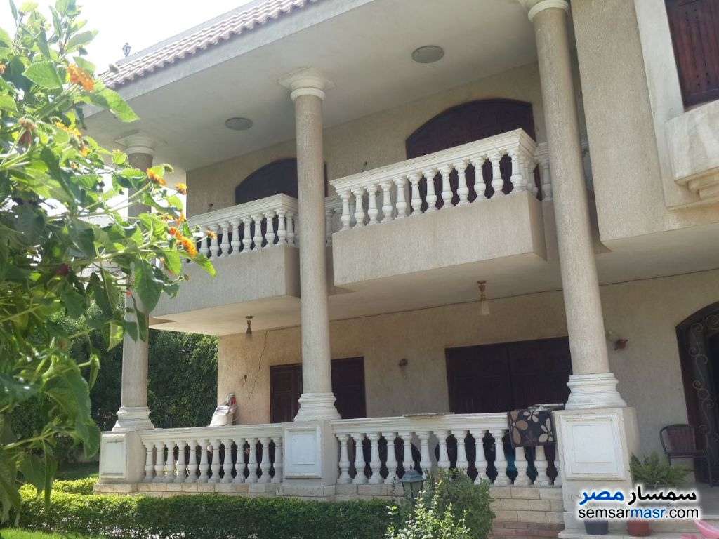 Photo 1 - Villa 5 bedrooms 4 baths 680 sqm super lux For Rent Districts 6th of October